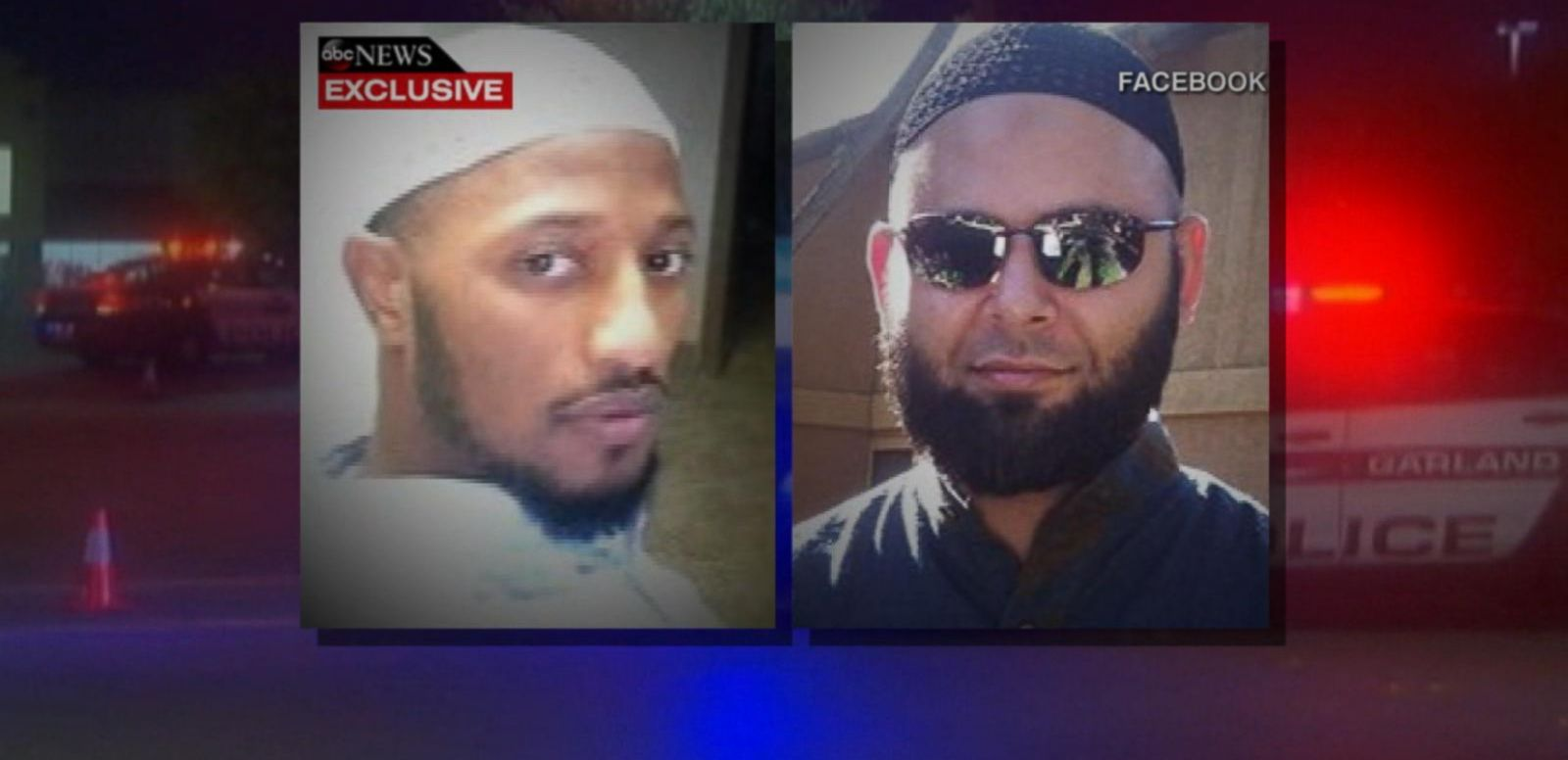 VIDEO: Garland Shooting: Suspect's Private Online Messages