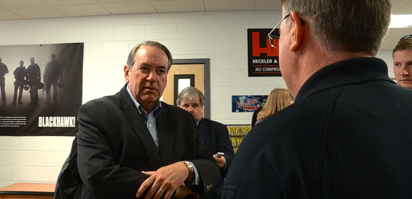 VIDEO: Mike Huckabee 2016 Candidacy Expected to Become Official