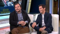 VIDEO: Jack Black, James Marsden Star in New Comedy The D Train