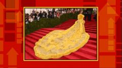 VIDEO: Behind the Scenes Glamour at the Met Ball