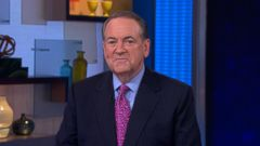 VIDEO: GMA 05/06/15: Presidential Hopeful Mike Huckabee Describes His 2016 Campaign Live on GMA