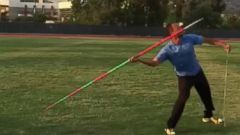 VIDEO: Olympian Uses Javelin Throw to Pull Daughters Loose Tooth