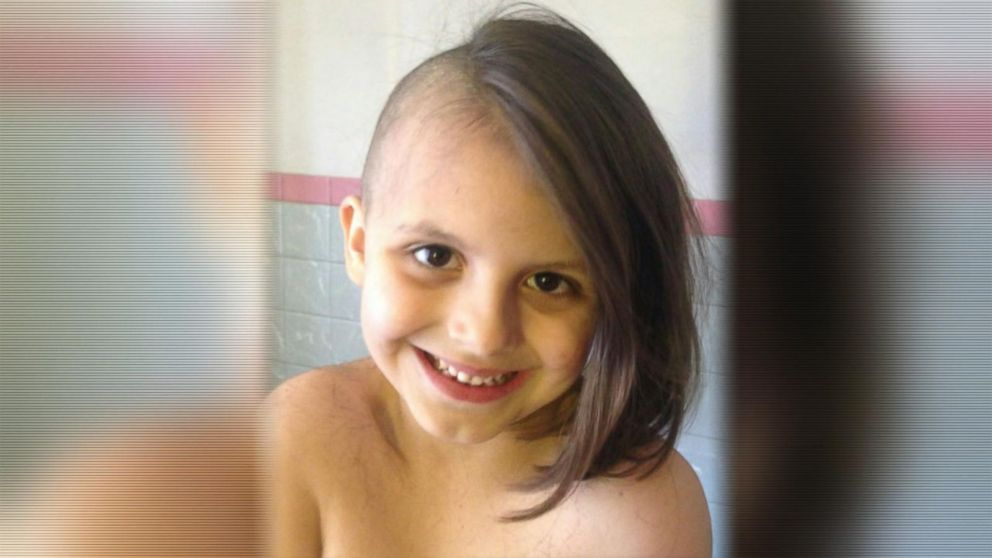 Awe Inspiring Why Ohio Mom Let 6 Year Old Daughter Shave Her Head Abc News Hairstyle Inspiration Daily Dogsangcom