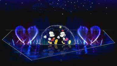 VIDEO: Hear from the imagineers and animators who created scenes for the Disneyland spectacular.