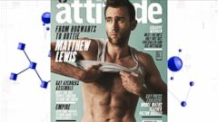 VIDEO: J.K. Rowling Scolds Harry Potters Matthew Lewis for Sexy Photo Shoot
