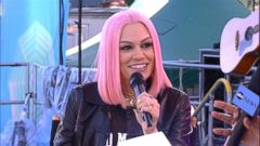 "VIDEO: Jessie J Talks New Album, ""Sweet Talker"""