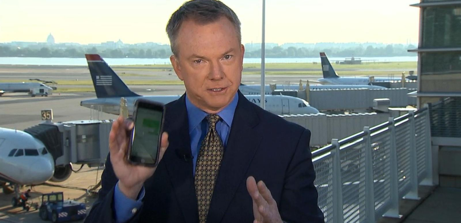 VIDEO: New Technology Could Help Reduce Airport Delays