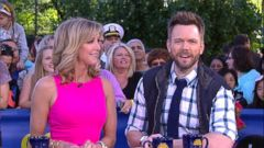VIDEO: Joel McHale to Host 2015 ESPYS