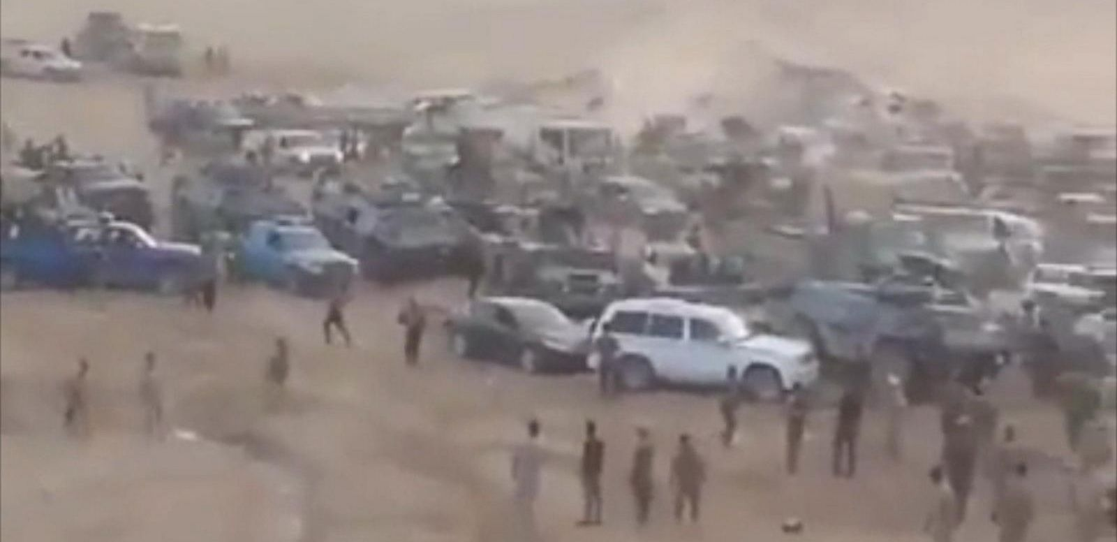 VIDEO: ISIS Makes Significant Advances in Iraq