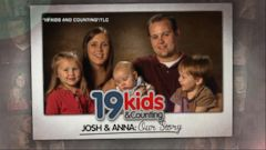 VIDEO: 19 Kids and Counting Pulled Amid Duggar Family Controversy