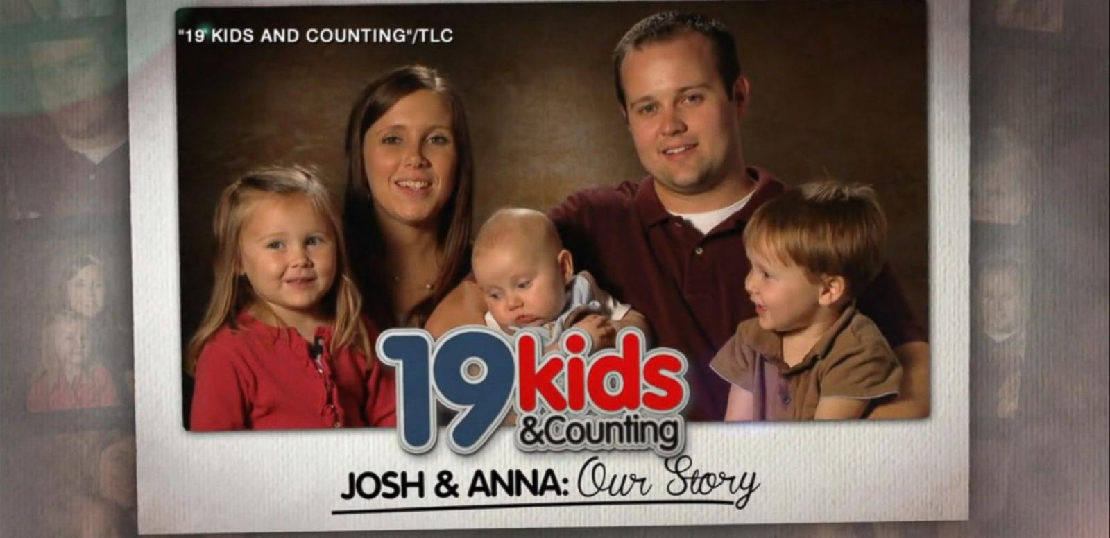 VIDEO: '19 Kids and Counting' Pulled Amid Duggar Family Controversy