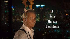 VIDEO: Netflix Announces Bill Murray-Hosted Christmas Special