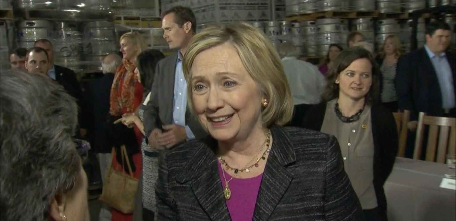 VIDEO: State Department Releases Batch of Hillary Clinton's Emails