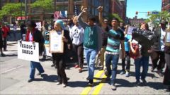 VIDEO: Demonstrators in Cleveland Arrested After Michael Brelo Verdict