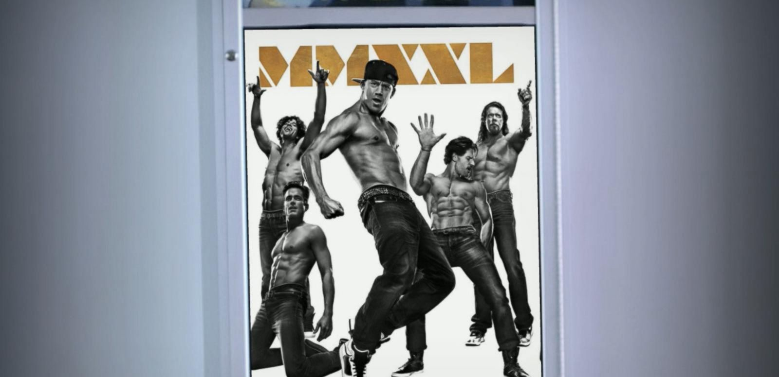 VIDEO: 'Magic Mike XXL' Poster Has Fans Steaming