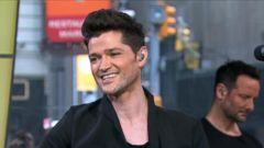 VIDEO: The Script Kicks Off US Leg of World Tour, New Album