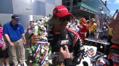 VIDEO: GMA 05/25/15: Juan Pablo Montoya Wins 2015 Indianapolis 500