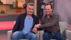 VIDEO: Ray Liotta, Bill Paxton Star in Texas Rising