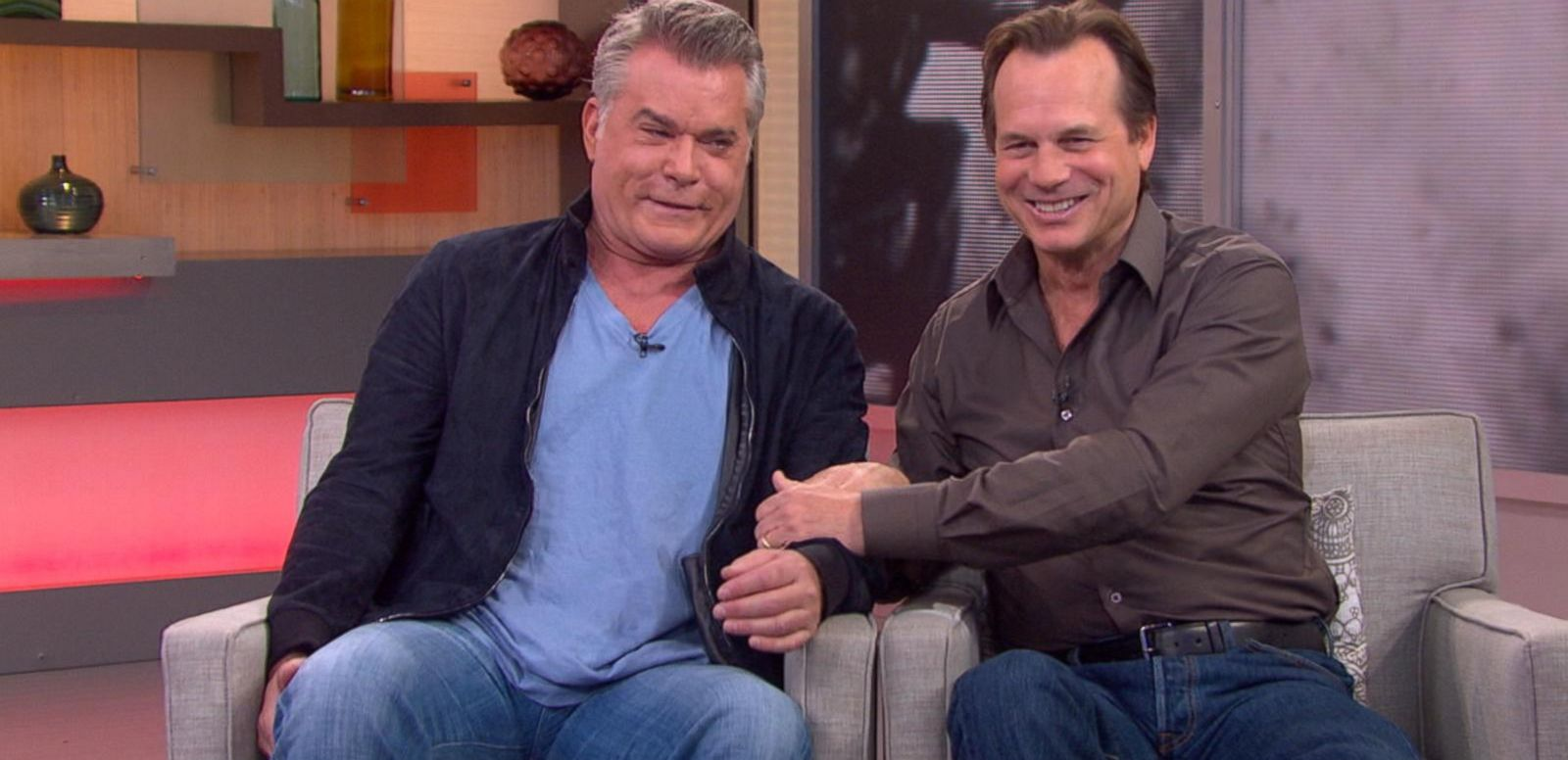 VIDEO: Ray Liotta, Bill Paxton Star in 'Texas Rising'