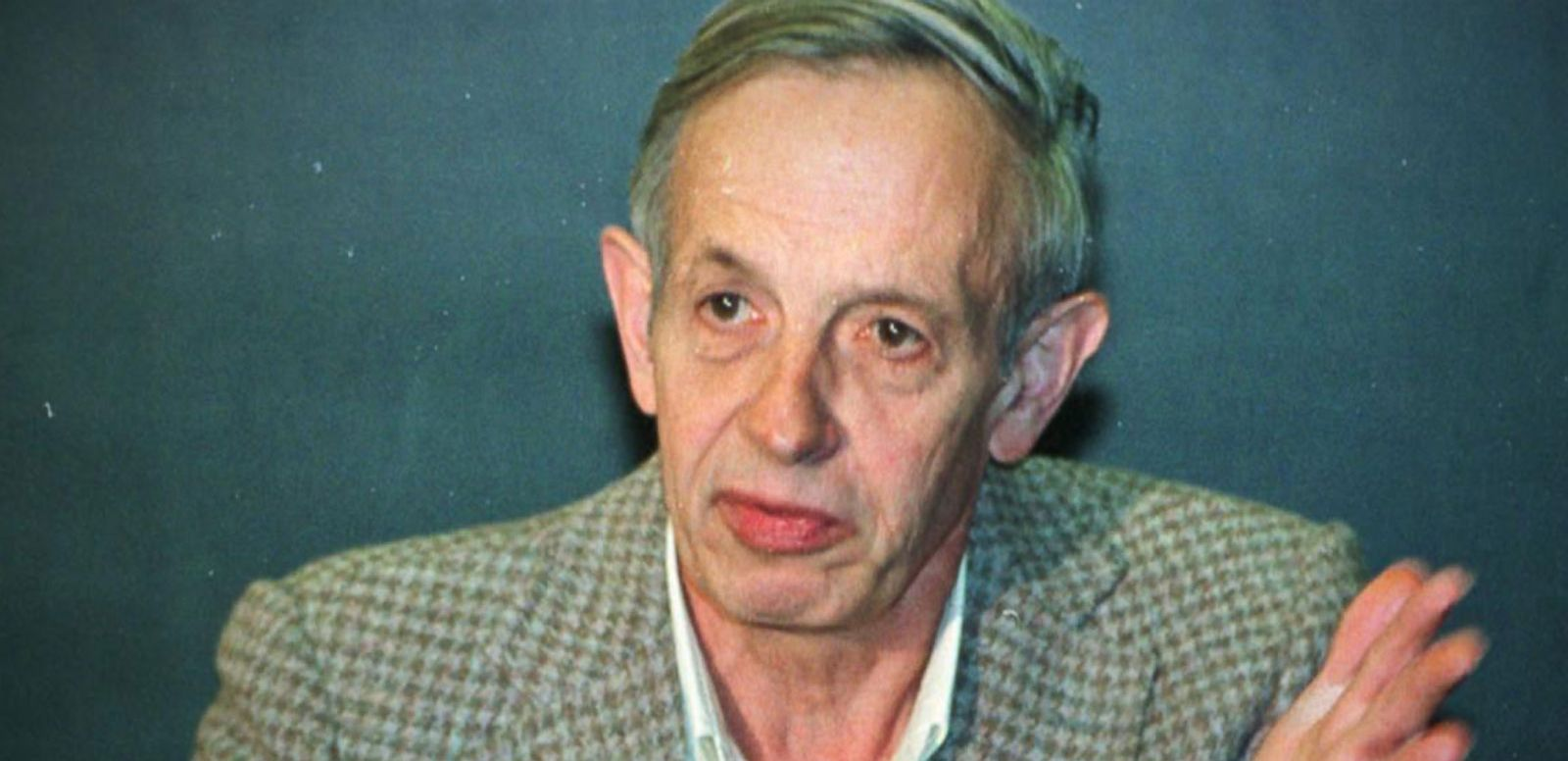 VIDEO: John Nash, Wife Killed in Taxi Crash