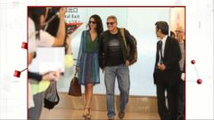 VIDEO: Amal, George Clooney Stroll Through Tokyo Hand-in-Hand