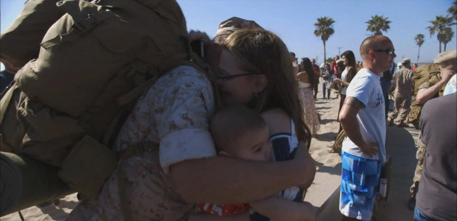 VIDEO: PBS' 'The Homefront' Examines the Sacrifices of Military Families