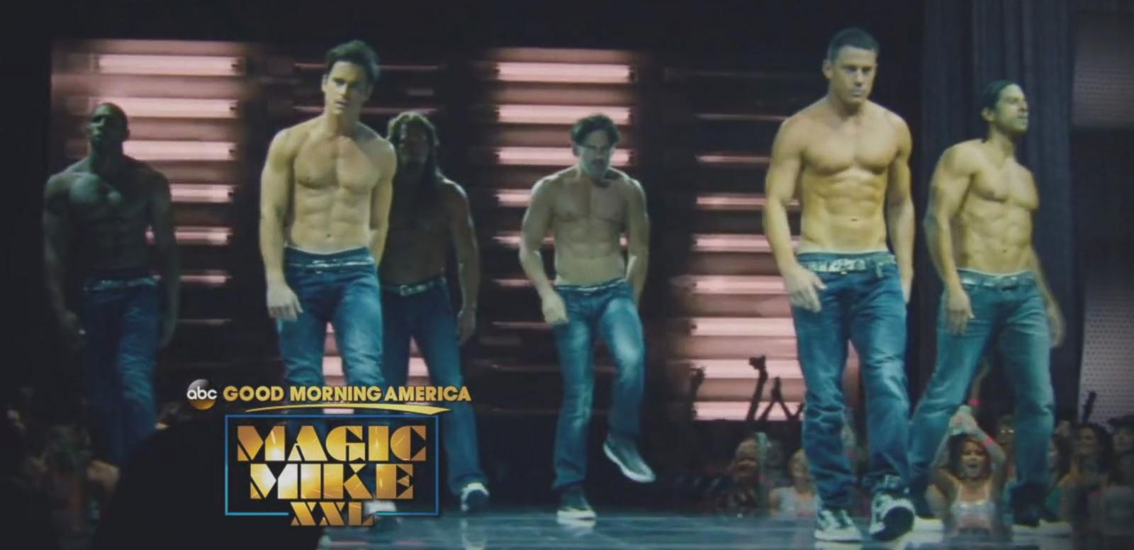 VIDEO: Submit Your Video in GMA's 'Magic Mike XXL' Epic Dance Contest!