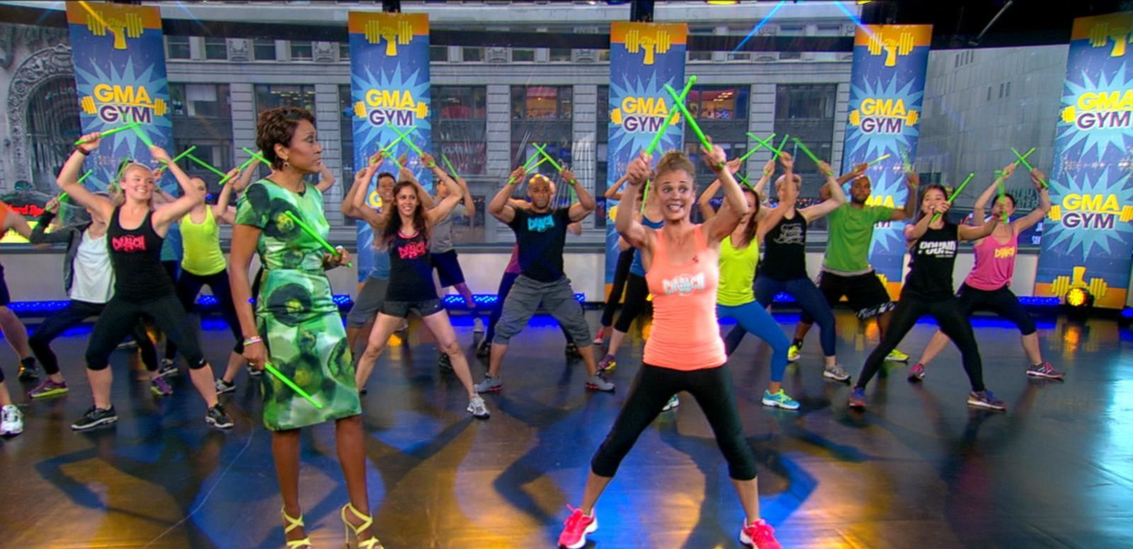 VIDEO: Pound Your Way to Fitness in Drum-Based Workout Class