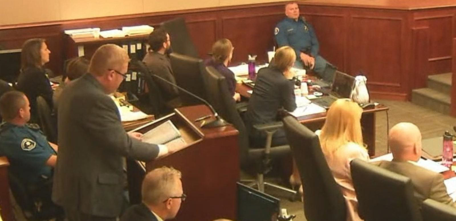 VIDEO: Colorado Movie Theater Gunman's Notebook Reveals 'Obsession to Kill'