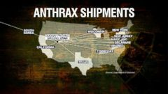 VIDEO: GMA 05/28/15: Pentagon Accidently Sends Live Anthrax to Nine States