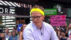 VIDEO: Funnyman Chris Gethard Breaks Into Late Night