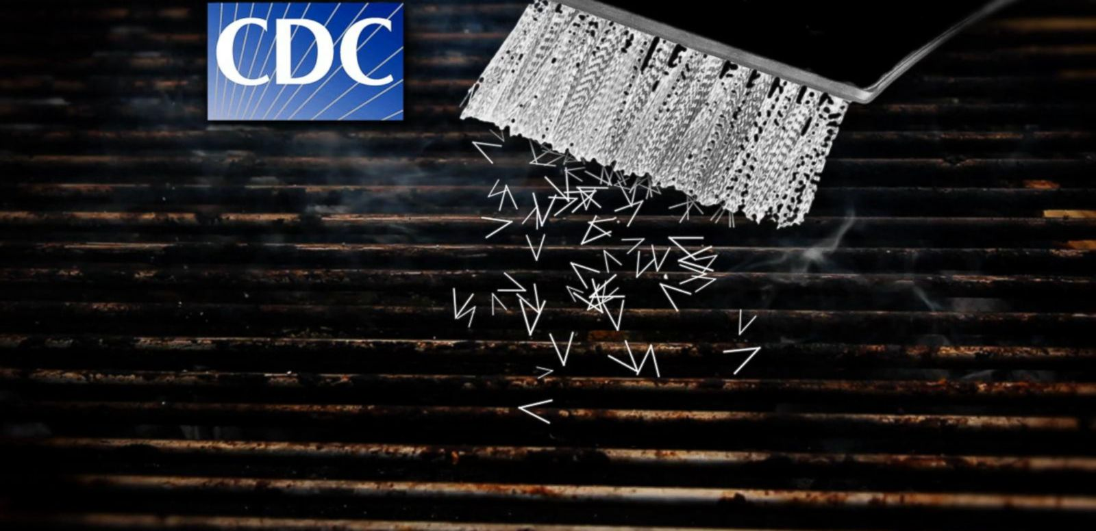 VIDEO: Health Alert: Dangers of Using a Grill Brush