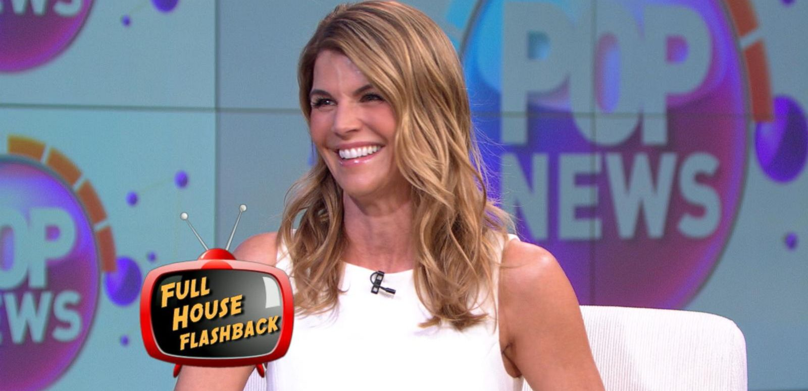 VIDEO: The actress will reprise her role of Aunt Becky on the Netflix series.
