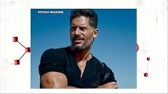 VIDEO: Joe Manganiello Shot Magic Mike XXL With a Torn Bicep