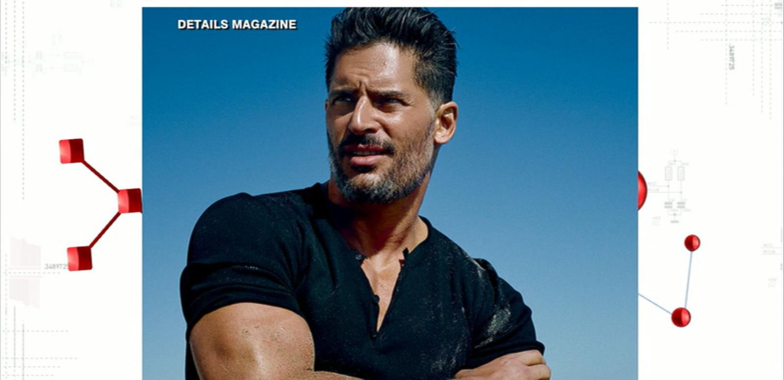 VIDEO: Joe Manganiello Shot 'Magic Mike XXL' With a Torn Bicep