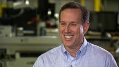 VIDEO: Rick Santorum: Im Ready to Do This Again