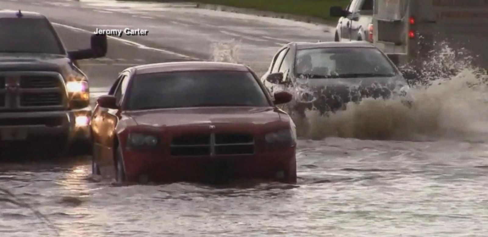 VIDEO: South Under Siege by Relentless Storms
