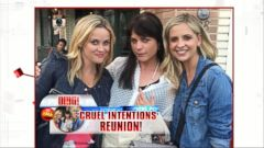 VIDEO: Cruel Intentions Stars Reunite to See the Movie Musical