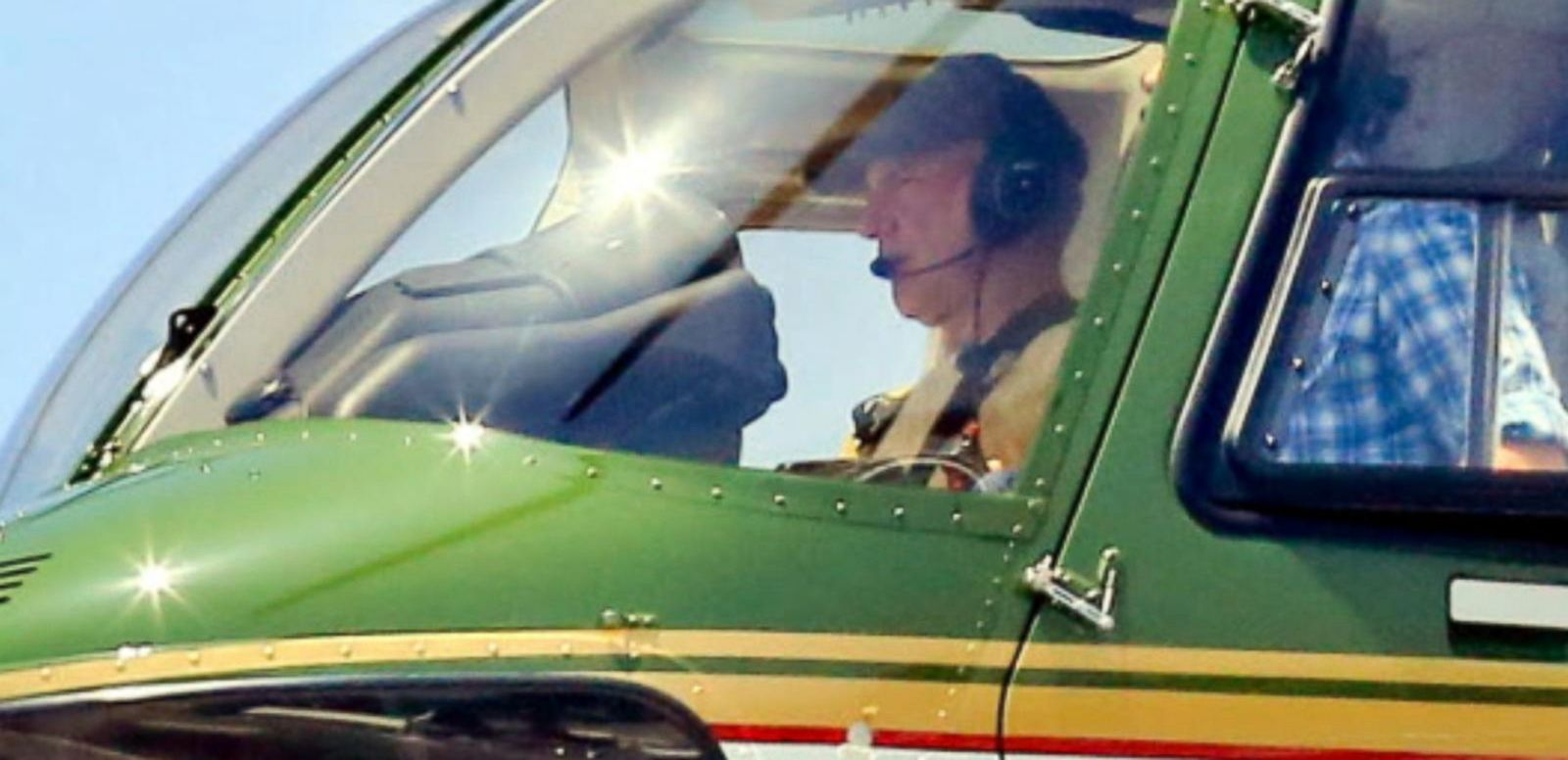 VIDEO: Harrison Ford Takes to the Skies for 1st Time Since Crash