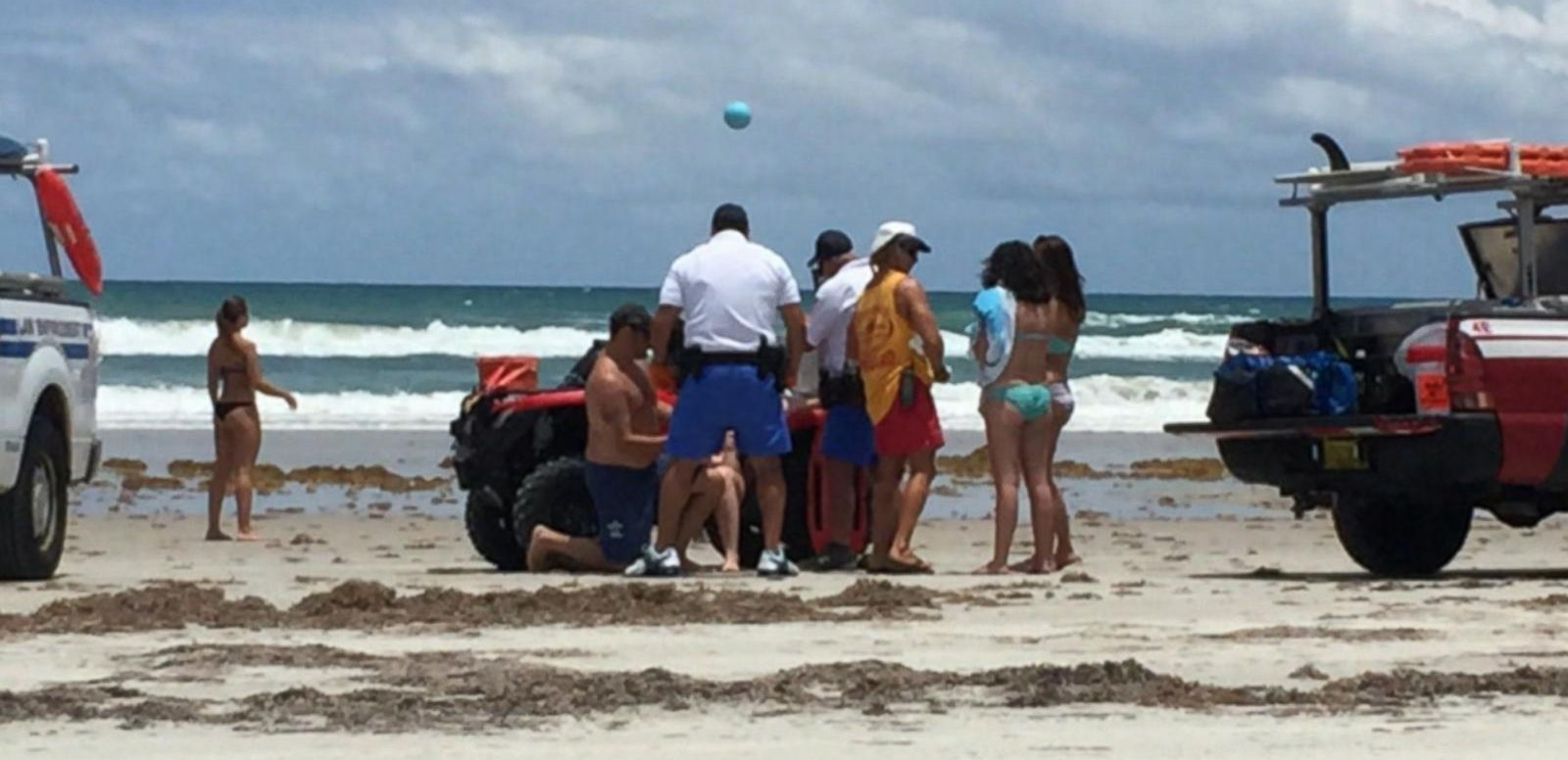 VIDEO: Two Florida Women Both Attacked by Sharks on Same Day