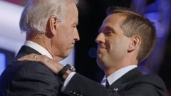 VIDEO: GMA 06/01/15: Beau Bidens Death Reveals the Strong Bond With His Father