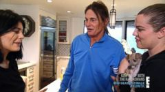 Bruce Jenner Getting Ready for Surgery