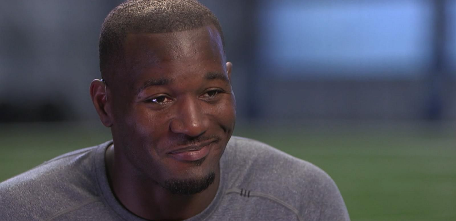 VIDEO: Derrick Coleman Hopes to Inspire Kids to Overcome Obstacles