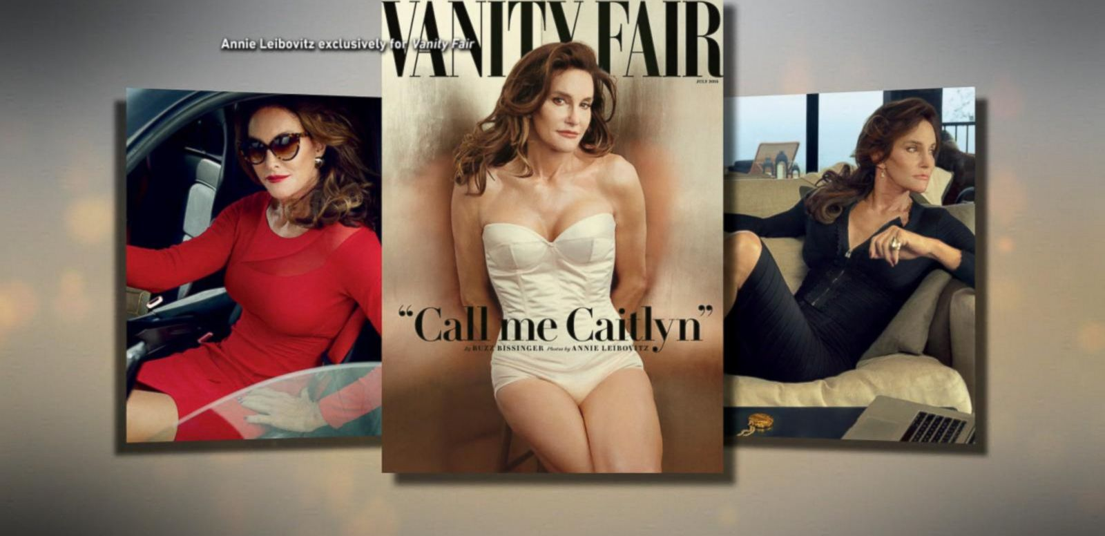 VIDEO: Caitlyn Jenner Makes Splash With Public Debut