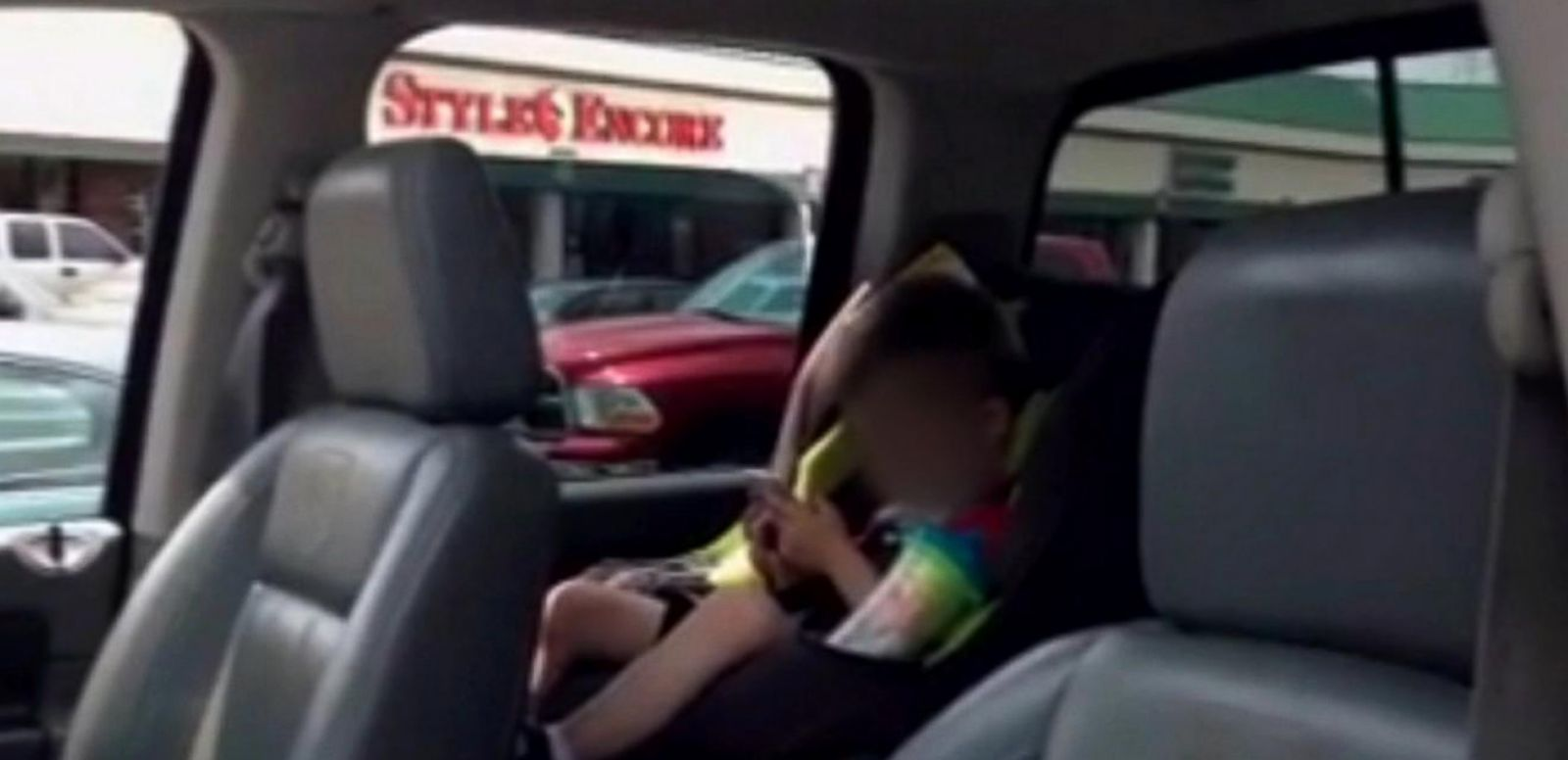 VIDEO: Kentucky Father Investigated After Allegedly Leaving Child in Idling Truck