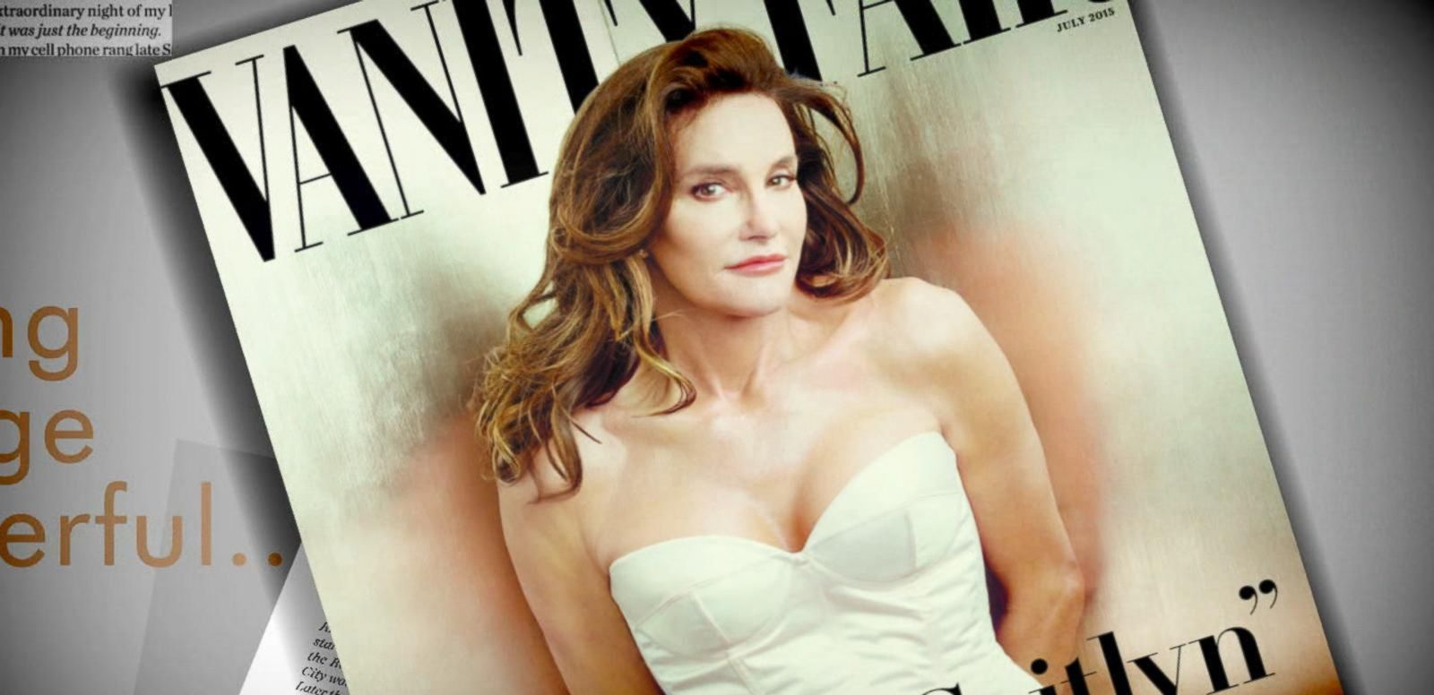 VIDEO: Vanity Fair Releases New Details About Caitlyn Jenner's Transformation