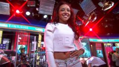 VIDEO: Tinashe Performs New Hit Single All Hands on Deck
