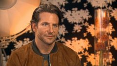 VIDEO: Bradley Cooper Details Life Through the Eyes of The Elephant Man