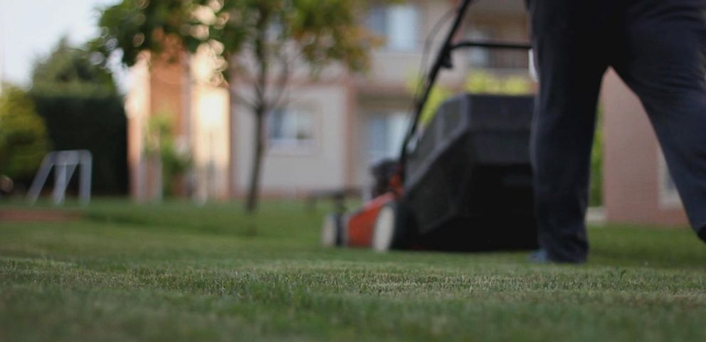 VIDEO: GMA on the Lookout for Lawnmower Accidents