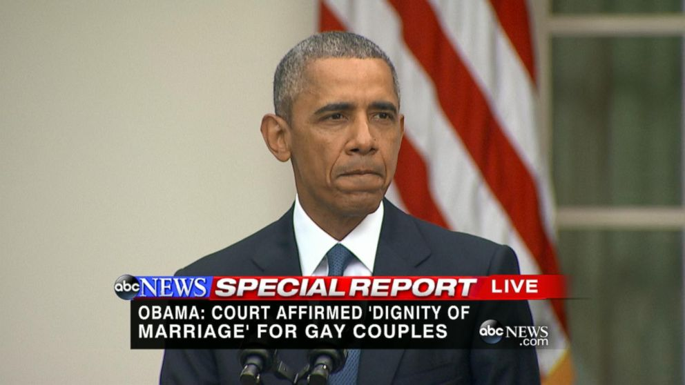 Same sex marriage speech obama inauguration